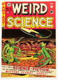 Golden Age (1938-1955):Science Fiction, Weird Science #6 (EC, 1951) Condition: FN+....