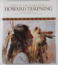 Books:Art & Architecture, Howard Terpning [illustrator]. Don Hedgpeth. Spirit of the Plains People. [Shelton]: Greenwich Workshop Press, [2001...
