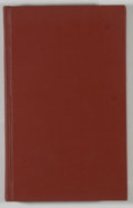 Books:Reference & Bibliography, [Dante]. Group of Four Books Relating to Dante, including: L. OscarKuhns. The Treatment of Nature in Dante's 'Divin... (Total: 4Items)