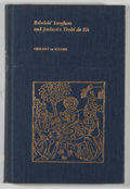 Books:Biography & Memoir, Three Books Related to Francois Rabelais, including: G. Mallary Masters. Rabelaisian Dialectic and the Platonic-Herm... (Total: 3 Items)