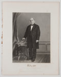 Antiques:Posters & Prints, Lot of 7 National Gallery Portraits of Eminent Americans. From the National Portrait Gallery of Eminent Americans:...