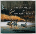 Books:Art & Architecture, Maynard Reece. The Waterfowl Art of Maynard Reece. New York: Abrams, [1986]. Second printing. Quarto. 179 pages. Pub...