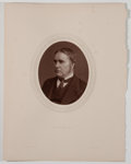 Antiques:Posters & Prints, Lot of 7 Antique Photographic Portraits of English Men of Mark.From Men of Mark: A Gallery of Contemporary Portraits ofM...