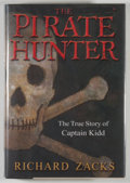 Books:Biography & Memoir, Richard Zacks. The Pirate Hunter: The True Story of CaptainKidd. [New York: Hyperion, 2002]. First edition, first p...