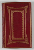 Books:Literature Pre-1900, William Cowper. The Poetical Works of William Cowper.London: George Routledge and Sons, [n. d., ca. 1870]. Later ed...