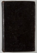 Books:Religion & Theology, Holy Bible In Swedish. Stockholm: Samuel Kunstedt, 1845. Octavo. Later full leather with light rubbing and scuffing. Dampsta...