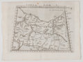 Antiques:Posters & Prints, G[irolomo]. Ruscelli. Tabula Asiae V and VII from Ptolemy's La Geografia, showing the area between the Caspi...