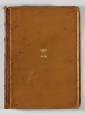 Books:Literature Pre-1900, Richard Chenevix Trench [editor]. A Household Book of English Poetry. London: Macmillan, 1879. Octavo. 444 pages. Co...