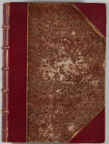 Books:Art & Architecture, F. G. Stephens. Flemish and French Pictures. London: Sampson Low, et al., 1875. Quarto. 280 pages. Contemporary half...