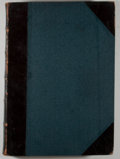 Books:Periodicals, Harper's Weekly. Bound Volume of Issues from 1879 includingVolume XXIII. Numbers 1149-1200. Contemporary half leath...