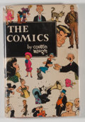 Books:Reference & Bibliography, Coulton Waugh. The Comics. New York: Macmillan, 1947. Firstedition, first printing. Octavo. 360 pages. Publishe...