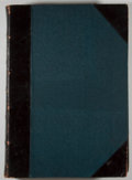 Books:Periodicals, Harper's Weekly. Bound Volume of Issues from 1878 includingVolume XXII. Numbers 1097-1148. Contemporary half leathe...