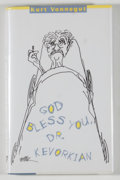 Books:Literature 1900-up, Kurt Vonnegut. SIGNED. God Bless You, Dr. Kevorkian. NewYork: Seven Stories Press, [1999]. First edition, first...