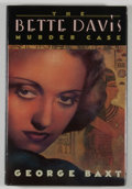 Books:Mystery & Detective Fiction, George Baxt. INSCRIBED. The Bette Davis Murder Case. NewYork: St. Martin's Press, [1994]. First edition, first prin...