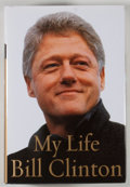 Books:Biography & Memoir, Bill Clinton. SIGNED. My Life. New York: Knopf, 2004. Firstedition, first printing. Signed by Clinton on ti...