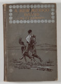 Books:Americana & American History, Charles F. Lummis. A New Mexico David. New York: CharlesScribner's Sons, 1905. Later edition. Octavo. 217 pages...