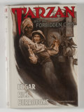Books:Science Fiction & Fantasy, [JERRY WEIST COLLECTION]. Edgar Rice Burroughs. Tarzan and the Forbidden City. Tarzana: Edgar Rice Burroughs, [1938]...