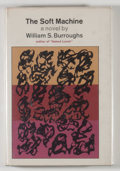 Books:Literature 1900-up, [JERRY WEIST COLLECTION]. William S. Burroughs. The Soft Machine. New York: Grove, [1966]. Second printing. Octavo. ...