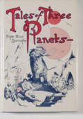Books:Science Fiction & Fantasy, [JERRY WEIST COLLECTION]. Roy G. Krenkel [illustrator]. Edgar Rice Burroughs. Tales of Three Planets. New York: Cana...