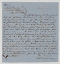 Miscellaneous:Ephemera, [Civil War] Labor Contract....