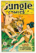 Golden Age (1938-1955):Adventure, Jungle Comics #103 Circle 8 pedigree (Fiction House, 1948) Condition: VF/NM....