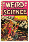 Golden Age (1938-1955):Science Fiction, Weird Science #17 (EC, 1953) Condition: Apparent VG....