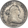 Early Dimes, 1801 10C -- Improperly Cleaned -- NCS. AU Details. JR-2, R.5....