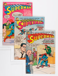 Superman Group (DC, 1954).... (Total: 4 Comic Books)