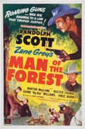 Memorabilia:Poster, Zane Grey and other Western Movie Poster Group (1940s-50s)....(Total: 8 Items)
