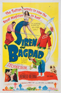 Memorabilia:Poster, Siren of Bagdad Movie Poster (Columbia, 1953)....