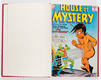 House of Mystery #143-155 Bound Volume (DC, 1964-65)