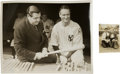 Baseball Collectibles:Photos, 1920's-30's Lou Gehrig Photograph Archive (31)....