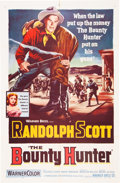 Memorabilia:Poster, Western Movie Poster Group (1944-54).... (Total: 8 Items)