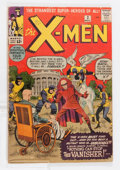 Silver Age (1956-1969):Superhero, X-Men #2 (Marvel, 1963) Condition: GD....