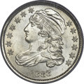 Bust Dimes, 1833 10C Last 3 High MS66 PCGS. JR-5, R.1....