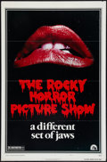 "Movie Posters:Rock and Roll, The Rocky Horror Picture Show (20th Century Fox, 1975). One Sheet(27"" X 41"") Flat Folded, Style A. Rock and Roll.. ..."