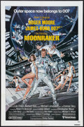 "Movie Posters:James Bond, Moonraker (United Artists, 1979). One Sheet (27"" X 41""). JamesBond.. ..."