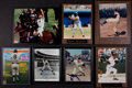 Baseball Collectibles:Photos, New York Yankees Legends Signed Memorabilia Lot of 15....