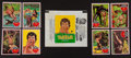 "Non-Sport Cards:Sets, 1966 Philadelphia ""Tarzan"" Complete Set (66) Plus Wrapper...."