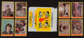 "Non-Sport Cards:Sets, 1967 Donruss ""The Monkees - Series B"" Complete Set (44) PlusWrapper. ..."
