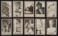 "Non-Sport Cards:Sets, 1963 Topps ""Monster Laffs"" Midgee 1st Series High Grade CompleteSet (108). ..."