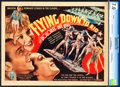 "Movie Posters:Musical, Flying Down to Rio (RKO, 1933). CGC Graded Title Lobby Card (11"" X 14"").. ..."