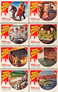 "Movie Posters:Science Fiction, When Worlds Collide (Paramount, 1951). Lobby Card Set of 8 (11"" X14"").. ... (Total: 8 Items)"