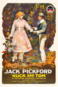 "Movie Posters:Adventure, Huck and Tom (Paramount, 1918). One Sheet (28.5"" X 41"") Style A....."