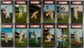 Baseball Cards:Sets, 1953-55 Dormand Baseball Postcard Near Set (32) - #3 on the PSA SetRegistry. ...