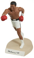 Boxing Collectibles:Autographs, Muhammad Ali Signed Salvino Statue. ...