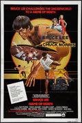 "Movie Posters:Action, Game of Death (Columbia, 1979). One Sheet (27"" X 41"") & LobbyCard Set of 8 (11"" X 14""). Action.. ... (Total: 9 Items)"