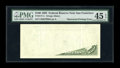 Error Notes:Blank Reverse (<100%), Fr. 2171-L $100 1985 Federal Reserve Note. PMG Extremely Fine 45EPQ.. ...