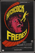 """Movie Posters:Hitchcock, Frenzy (Universal, 1972). Spanish One Sheet (25.5"""" X 39""""). Hitchcock. ..."""