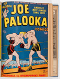 Golden Age (1938-1955):Adventure, Joe Palooka Comics #1-98 Bound Volumes (Harvey, 1945-56).... (Total: 8 Items)